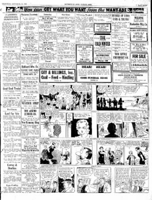 The Courier News from Blytheville, Arkansas on September 23, 1936 · Page 9