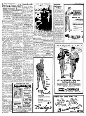 Logansport Pharos-Tribune from Logansport, Indiana on May 23, 1957 · Page 26