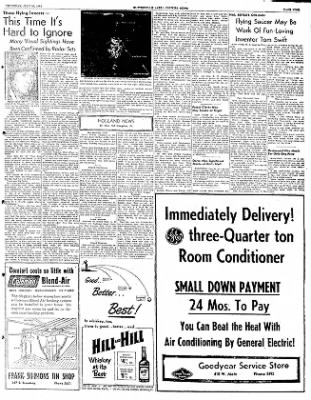 The Courier News from Blytheville, Arkansas on July 31, 1952 · Page 9