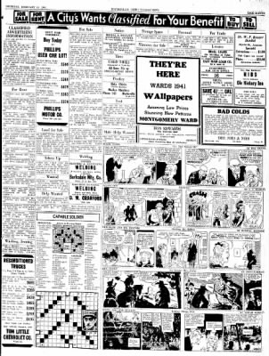 The Courier News from Blytheville, Arkansas on February 13, 1941 · Page 11