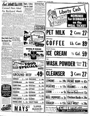 The Courier News from Blytheville, Arkansas on July 31, 1952 · Page 10