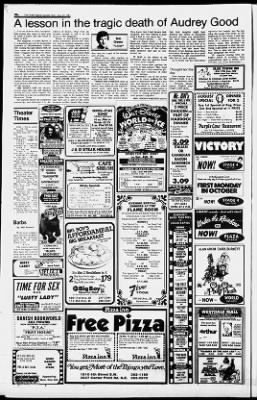 The Gazette from Cedar Rapids, Iowa on August 24, 1981 · 10
