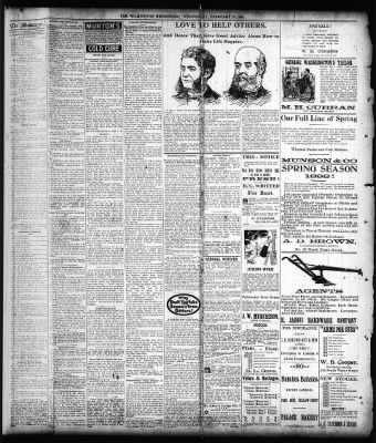The Wilmington Messenger from Wilmington, North Carolina on February 23, 1898 · Page 4