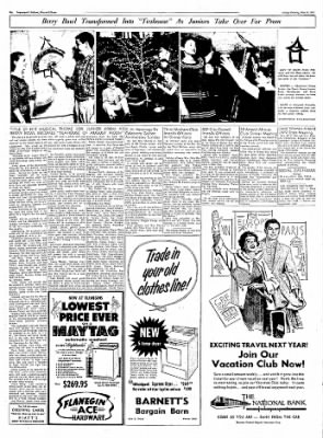 Logansport Pharos-Tribune from Logansport, Indiana on May 24, 1957 · Page 22