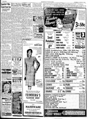 The Courier News from Blytheville, Arkansas on March 8, 1945 · Page 2
