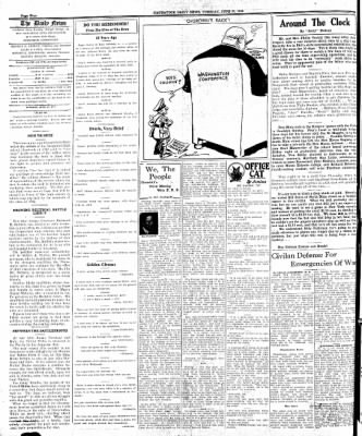 Naugatuck Daily News from Naugatuck, Connecticut on June 23, 1942 · Page 2