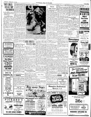 The Courier News from Blytheville, Arkansas on February 18, 1941 · Page 5