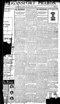 Logansport Pharos-Tribune from Logansport, Indiana on January 1, 1898 · Page 17