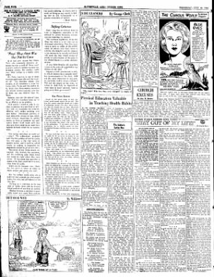 The Courier News from Blytheville, Arkansas on July 18, 1934 · Page 4