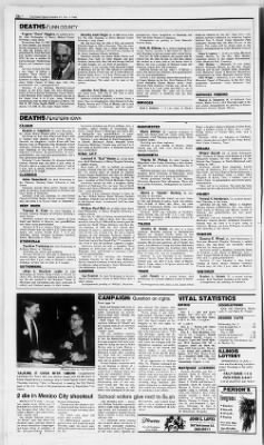 The Gazette from Cedar Rapids, Iowa on November 4, 1988 · 12