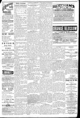 Logansport Pharos-Tribune from Logansport, Indiana on April 29, 1891 · Page 3