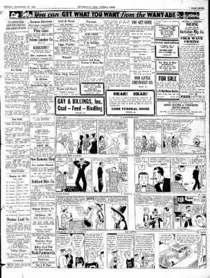 The Courier News from Blytheville, Arkansas on September 29, 1936 · Page 7