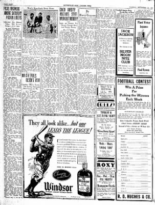 The Courier News from Blytheville, Arkansas on September 29, 1936 · Page 8