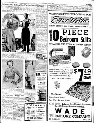 The Courier News from Blytheville, Arkansas on February 20, 1941 · Page 5