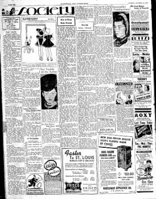 The Courier News from Blytheville, Arkansas on October 16, 1939 · Page 4