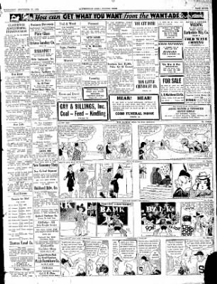 The Courier News from Blytheville, Arkansas on September 30, 1936 · Page 7
