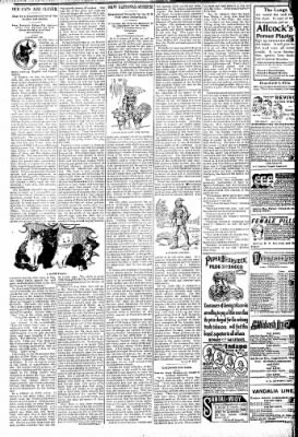 Logansport Pharos-Tribune from Logansport, Indiana on April 16, 1895 · Page 6