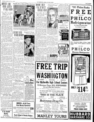 The Courier News from Blytheville, Arkansas on February 21, 1941 · Page 3