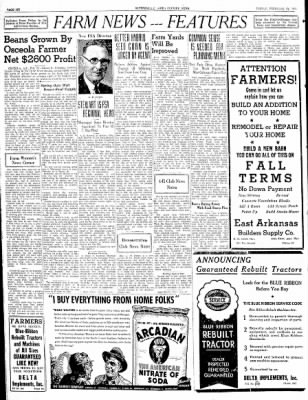 The Courier News from Blytheville, Arkansas on February 21, 1941 · Page 6