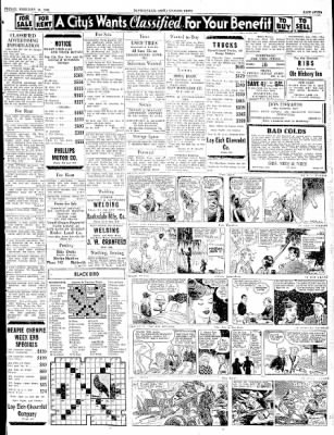 The Courier News from Blytheville, Arkansas on February 21, 1941 · Page 7