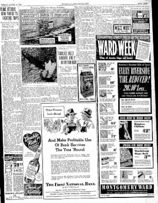 The Courier News from Blytheville, Arkansas on October 17, 1939 · Page 3
