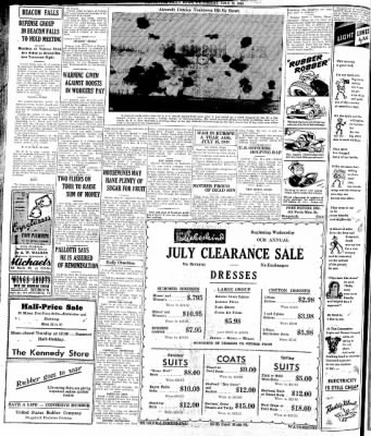 Naugatuck Daily News from Naugatuck, Connecticut on July 15, 1942 · Page 2