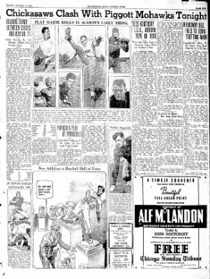 The Courier News from Blytheville, Arkansas on October 2, 1936 · Page 5