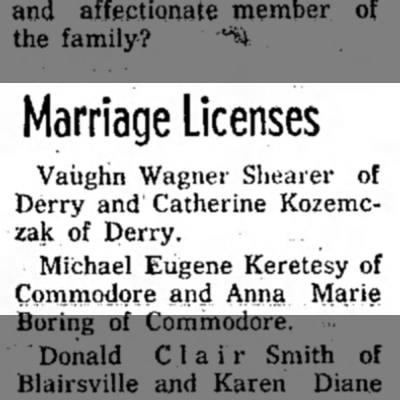 Catherine Kozemczak16 Apr 1965 -