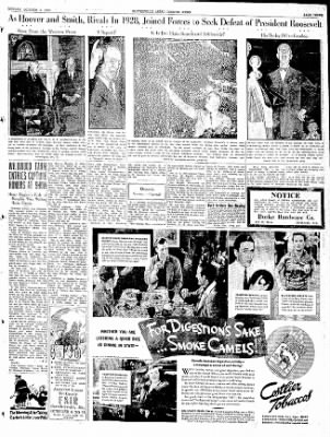The Courier News from Blytheville, Arkansas on October 5, 1936 · Page 3