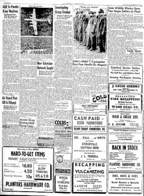 The Courier News from Blytheville, Arkansas on March 15, 1945 · Page 6