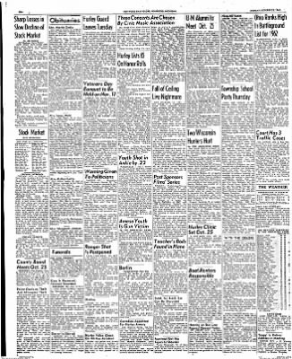 Ironwood Daily Globe from Ironwood, Michigan on October 23, 1961 · Page 7