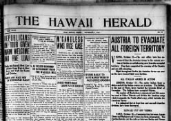 Hawaii Herald