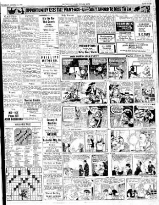 The Courier News from Blytheville, Arkansas on October 19, 1939 · Page 7