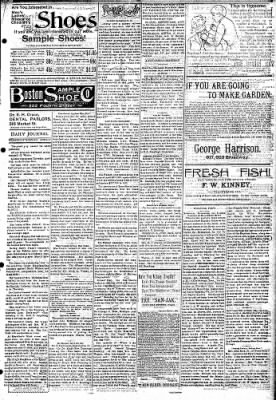Logansport Pharos-Tribune from Logansport, Indiana on April 17, 1895 · Page 3
