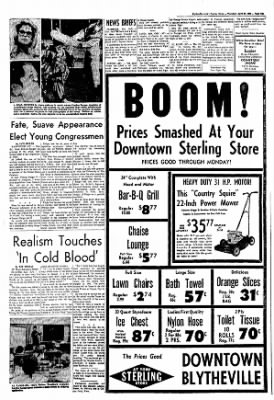 The Courier News from Blytheville, Arkansas on April 27, 1967 · Page 8