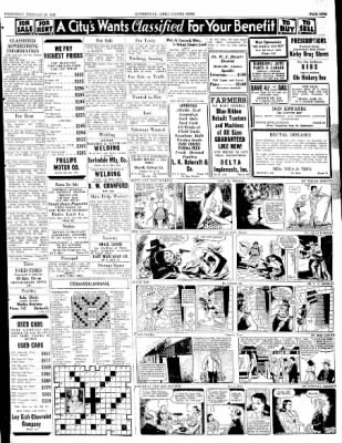 The Courier News from Blytheville, Arkansas on February 26, 1941 · Page 9