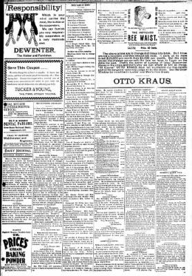 Logansport Pharos-Tribune from Logansport, Indiana on April 17, 1895 · Page 6