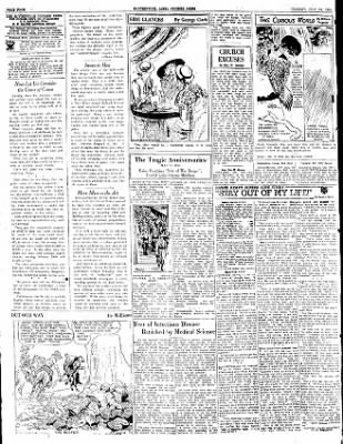 The Courier News from Blytheville, Arkansas on July 31, 1934 · Page 4