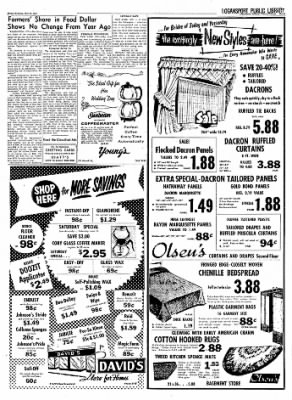 Logansport Pharos-Tribune from Logansport, Indiana on May 31, 1957 · Page 23