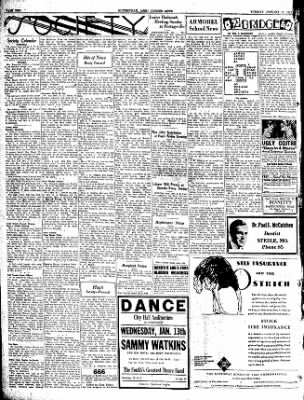 The Courier News from Blytheville, Arkansas on January 12, 1932 · Page 2