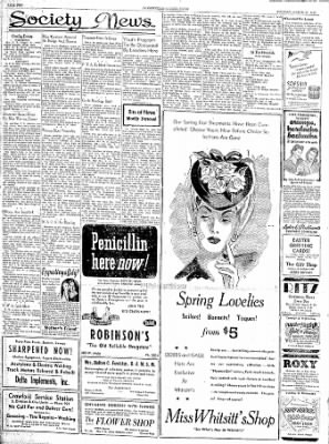 The Courier News from Blytheville, Arkansas on March 20, 1945 · Page 2