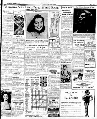 Naugatuck Daily News from Naugatuck, Connecticut on August 1, 1942 · Page 3