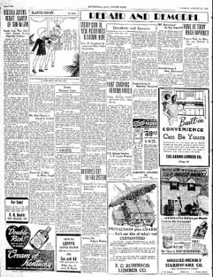 The Courier News from Blytheville, Arkansas on October 24, 1939 · Page 2