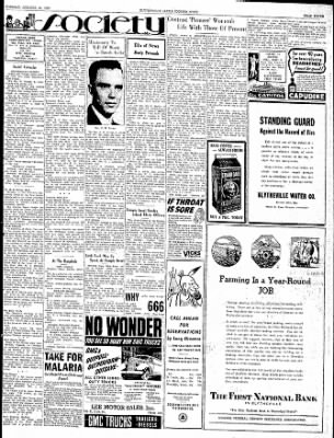 The Courier News from Blytheville, Arkansas on October 24, 1939 · Page 3