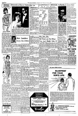 Daily republic from mitchell south dakota on october 11 1965 online home to millions of historical newspapers malvernweather Gallery