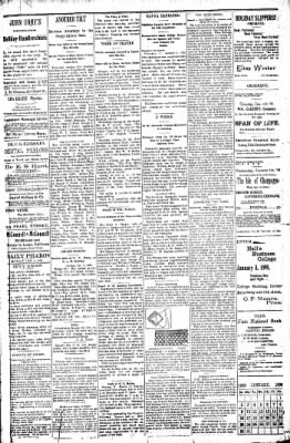Logansport Pharos-Tribune from Logansport, Indiana on January 3, 1898 · Page 5