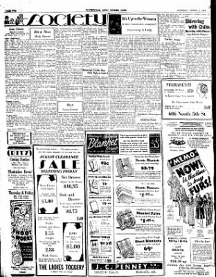 The Courier News from Blytheville, Arkansas on August 2, 1934 · Page 2