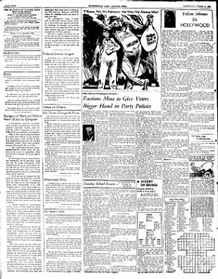 The Courier News from Blytheville, Arkansas on August 2, 1952 · Page 4