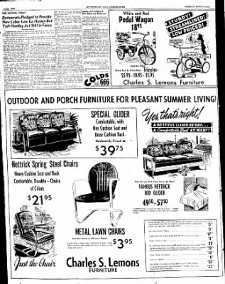 The Courier News from Blytheville, Arkansas on March 8, 1949 · Page 2