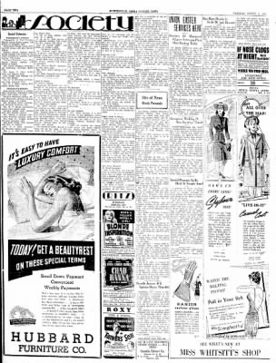 The Courier News from Blytheville, Arkansas on March 4, 1941 · Page 2